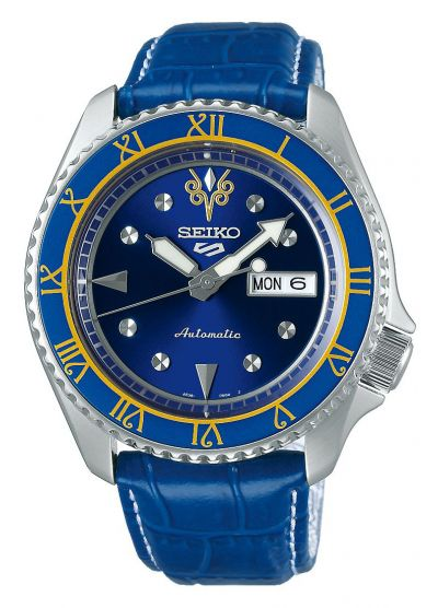 Seiko 5 Sports Street Fighter Edition SRPF17K1 (Pre-Order)